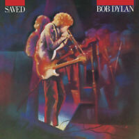 Bob Dylan ‎–   Saved  - Remastered Vinyl LP New Sealed