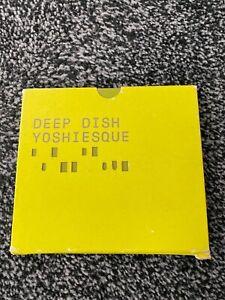Yoshiesque Vol.1 (2CD) Mixed by Deep Dish (1999) - House / Progressive House CDs