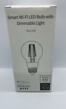 meross Smart Wi-Fi LED Bulb with Dimmable Light MSL100 / 110V