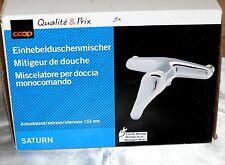 """COOP Saturn CH Norm 1/2"""" AG AD 153mm Bad Duscharmatur Einhebelmischer Chrom"""