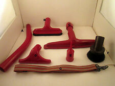 Kirby Classics lll Red Replacement Vacuum  Parts PICK & CHOOSE Attachments