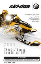 for ski doo repair manuals literature ebay rh ebay com 2015 Ski-Doo Skandic WT 2015 Ski-Doo Skandic WT