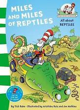 Miles and Miles of Reptiles (The Cat in the Hat's Learning Library) by Dr. Seuss (Paperback, 2011)