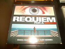 CLINT MANSELL - REQUIEM FOR A DREAM        Soundtrack CD Album    (2000)