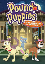 Pound Puppies: Halloween At Shelter 17, , New DVD, Eric McCormack, Richard Westo