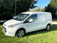 2015 (65) Ford Transit Connect Limited LWB 65 plate, In Fantastic condition.