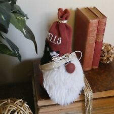 Gnome Door Stop, Mothers Gift, Housewarming Gift