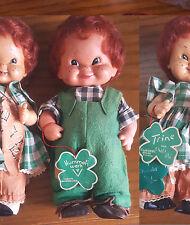 Trine Vintage 1957 Charlot BYJ Doll Goebel West Germany Boy and Girl Set