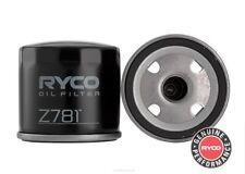 Ryco Oil Filter  FOR Ford Fiesta 2010-2013 1.6 i (WT) Hatchback Petrol Z781