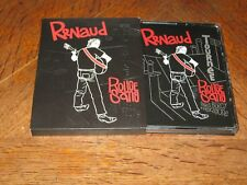 TOURNEE ROUGE SANG (PARIS BERCY + HEXAGONE) - RENAUD (DVD)
