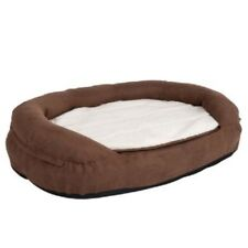 Brand New Brown Breathable Orthopaedic Dog Bed With Memory Foam - Medium/Large
