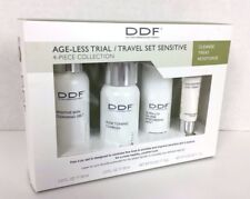 DDF Age-Less Trial Travel Set Sensitive Cleanse Treat Moisturize 4 pc Collection