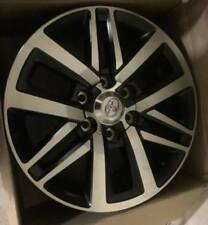 "1x GENUINE TOYOTA SR5 WHEEL 18"" FOR TOYOTA  HILUX 