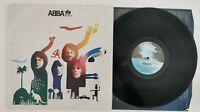 ABBA The Album Vinyl 1977 Polar  LP Sweden Orig & lyric inner