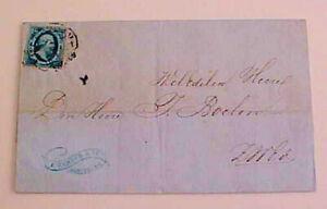 NETHERLANDS  1867  FIVE CENTS 4 MARGINS