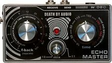 Death By Audio echo master-Vocal lo-fi analogique Tape-style Delay