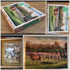 100 Piece Victory Wooden Jig Saw Puzzle POPULAR SERIES P.3 Royal Horse Guard