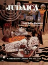 Judaica (A Schiffer Book for Collectors)-ExLibrary