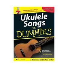 Ukulele Songs for Dummies by Hal Leonard Corp (creator)