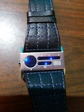1259B Tokyoflash 12-5-9 Blue LED JAPAN WATCH Rare In Movie Avatar New Battery