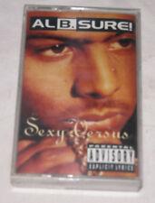 Sexy Versus by Al B. Sure! Cassette, Aug-1992, Warner Bros FREE SHIP U.S.A.