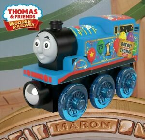 THOMAS & FRIENDS WOODEN ~ DAY OUT WITH THOMAS 2020 CANCELLED ~ GET ONE TODAY!
