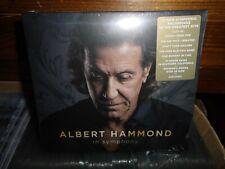 ALBERT HAMMOND In Symphony (2016) 12-track CD album NEW/SEALED