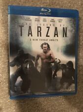 The Legend Of Tarzan Bluray 1 Disc Set(No Digital HD)