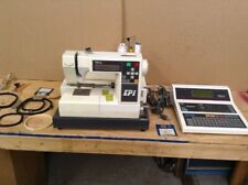 Melco Ep1 Embroidery Machine and Accessories