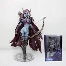 World of Warcraft WOW Sylvanas Windrunner figure PVC Statue