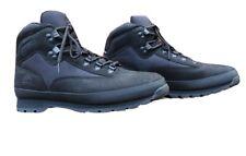 Timberland Black Euro Hiker Boots A1UWN