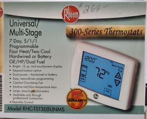 Rheem 300 Series Thermostat RHC-TST305UNMS