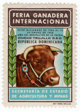 (I.B) Dominican Republic Cinderella : International Cattle Market (1955)