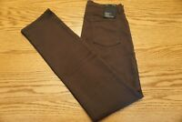 NWT MEN'S J BRAND PANTS Multiple Sizes Kane Straight Fit French Terry Brown $198