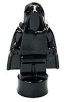 Lego Harry Potter Dementor Statuette (From 71043) Black Figurine Microfigure New