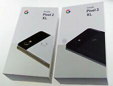 New Google Pixel 2 XL Factory Unlocked 64GB / 128GB Smartphone Black / White