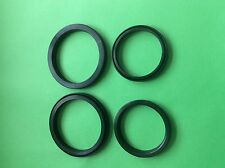 Suzuki Gt750  J K Exhaust Tip Gasket Seals set of 4  / Cone muffler kettle