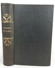 Gedichte von Ferdinand Freiligrath. 1841