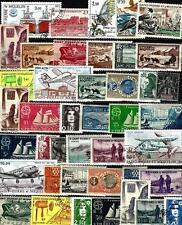 Saint Pierre et Miquelon 200 timbres différents