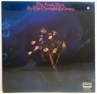MOODY BLUES ~ ON THE THRESHOLD OF A DREAM ~ ORIGINAL 1969 FIRST PRESS SEALED LP