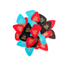 Ernie Ball Assorted Colors, Thin Picks, 24 count