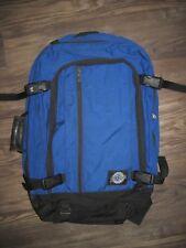 Eagle Creek Travel Gear Blue Backpack  26 x 18