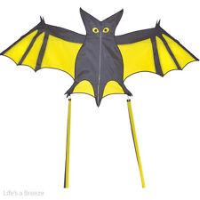 Bat Kite. Full Moon Bat Kite.  Single Line Easy To Fly. Children's Kite