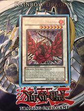 Yugioh Black Rose Dragon CT05 Light Play