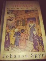 CHILDREN OF THE ALPS VINTAGE 1925 ORIGINAL HARDCOVER BOOK COLLECTIBLE