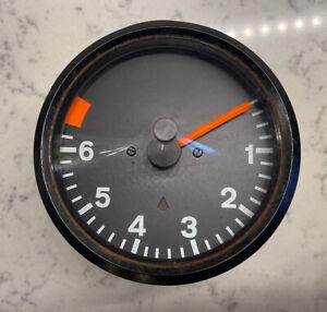 Tachometer gauge, 12V OE VDO Porsche 924S 1986 - 1988