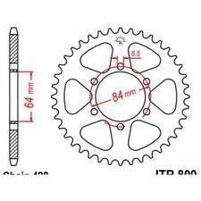 Couronne acier 47 dents suzuki dr125s 80-85 Jt sprockets JTR809.47