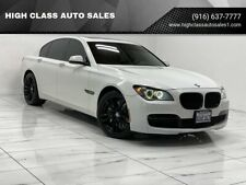 New listing 2012 Bmw 7-Series 750i 4dr Sedan