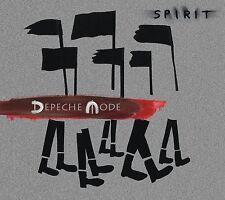 DEPECHE MODE SPIRIT CD (New Release March 17th 2017)