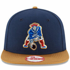 NFL New England PATRIOTS Gold Collection Hat Cap New Era Brady